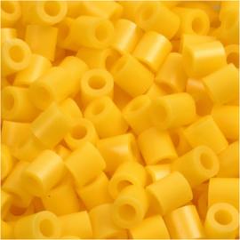 Nabbi Strijkkralen Geel - 1100 stuks - 5 mm