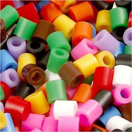Nabbi Strijkkralen diverse kleuren - 1100 stuks