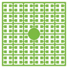 Pixelmatje - kleur groen