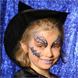 Eulenspiegel Halloween Schmink - 4 kleuren