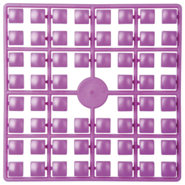 Pixelmatje XL - kleur paars (208)