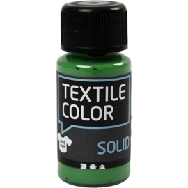 Textile Color Solid Groen - dekkend  - 50 ml