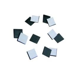 Magneten | zelfklevend | 15 mm | 10 st