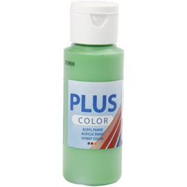 Plus Color Acrylverf Bright Green 60 ml