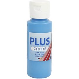 Plus Color Acrylverf Ocean Blue 60 ml