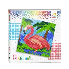 Pixelhobby - Complete Set - Flamingo