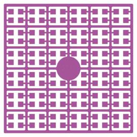 Pixelmatje - kleur paars