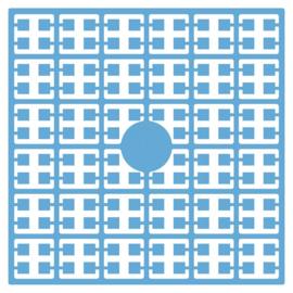 Pixelmatje - kleur blauw