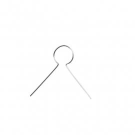 10 Metalen Hangers