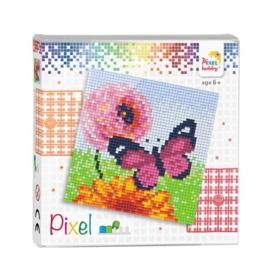 Pixelhobby - Complete Set - Vlinder