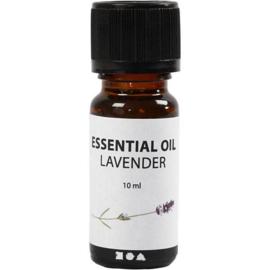 Geurolie voor kaarsen en zeep - Lavendel - 10 ml