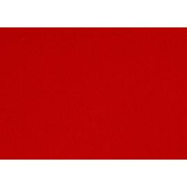 Hobbyvilt - 20 x 30 cm - 1 vel - rood
