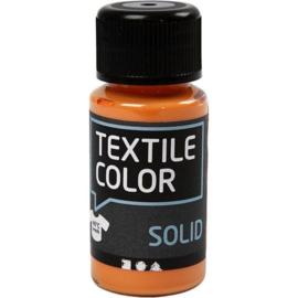 Textile Color Solid Oranje - dekkend  - 50 ml