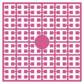 Pixelmatje - kleur roze