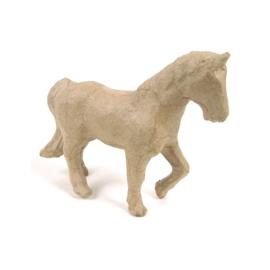 Paard van papier-mache | 11 cm | AP108