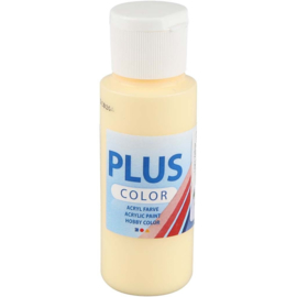 Plus Color Acrylverf Light Yellow 60 ml