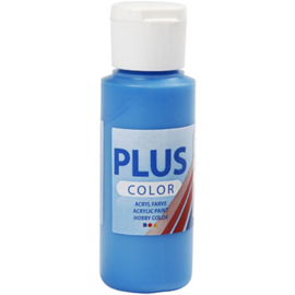 Plus Color Acrylverf Primary Blue 60 ml