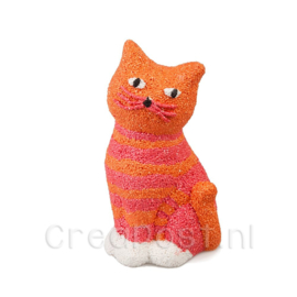 Foam Clay Voorbeeld - Spaarpot Kat