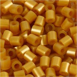 Nabbi Strijkkralen Goud - 1100 stuks - 5 mm