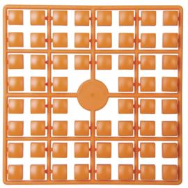Pixelmatje XL - kleur oranje (389)