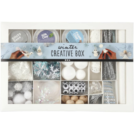 Creatieve Box Thema Winter