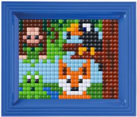Pixelhobby XL - Complete set met Lijst - Dieren