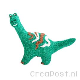 Foam Clay Voorbeeld - Apatosaurus