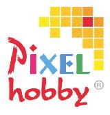 Pixelhobby XL Kubus 4 Dieren (Pinguin)