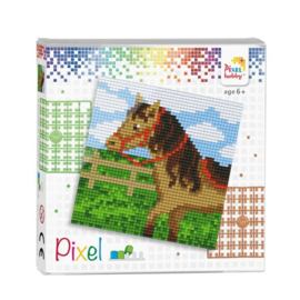 Pixelhobby - Complete Set - Paard