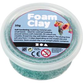Foam Clay - Klei - Donkergroen 35 gram