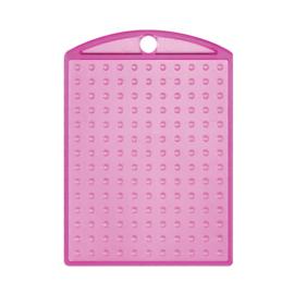 Pixelhobby Medaillon - roze, paars of blauw transparant