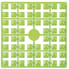 Pixelmatje XL - kleur lichtgroen (343)