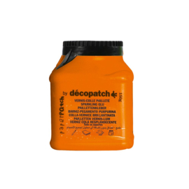 Decopatch Decoupage Glitter Lijm / Vernis | 150 ml