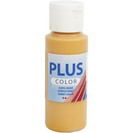 Plus Color Acrylverf Okergeel 60 ml