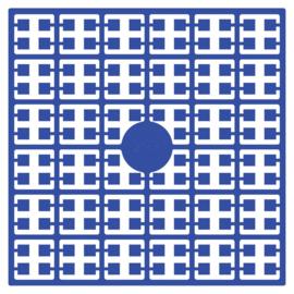 Pixelmatje - kleur donkerblauw