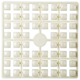 Pixelmatje XL - kleur off-white (271)