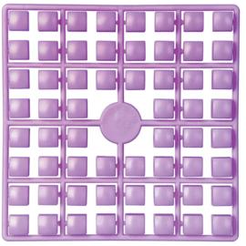 Pixelmatje XL - kleur lila (122)