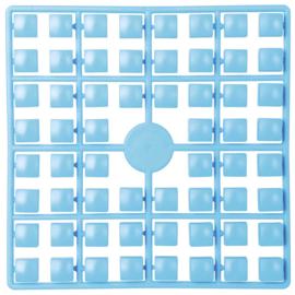 Pixelmatje XL - kleur lichtblauw (198)
