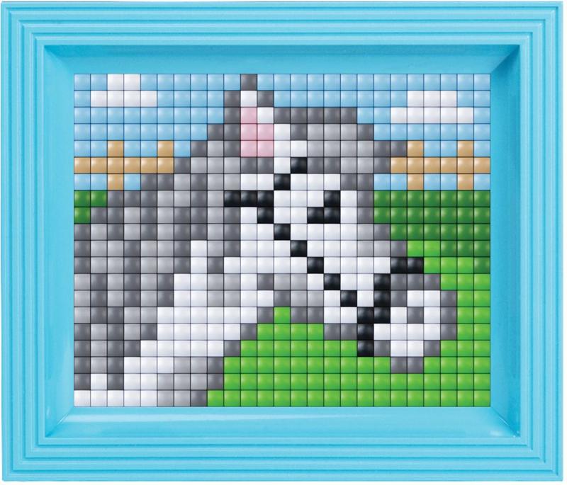 Pixelhobby XL - Complete set met Lijst - Paard