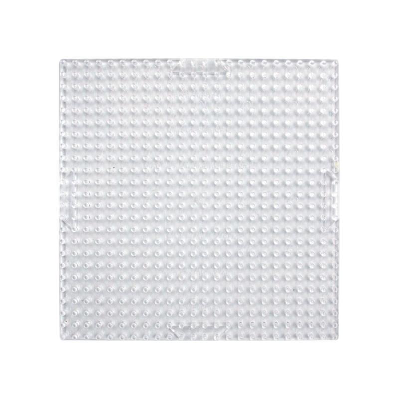Pixelhobby Basisplaatje - transparant - 6 x 6 cm