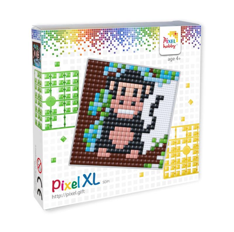 Pixelhobby XL - Complete Set - Aap