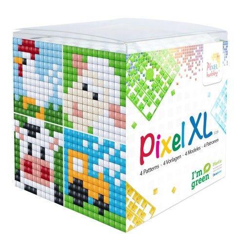 Pixelhobby XL Kubus Boerderij