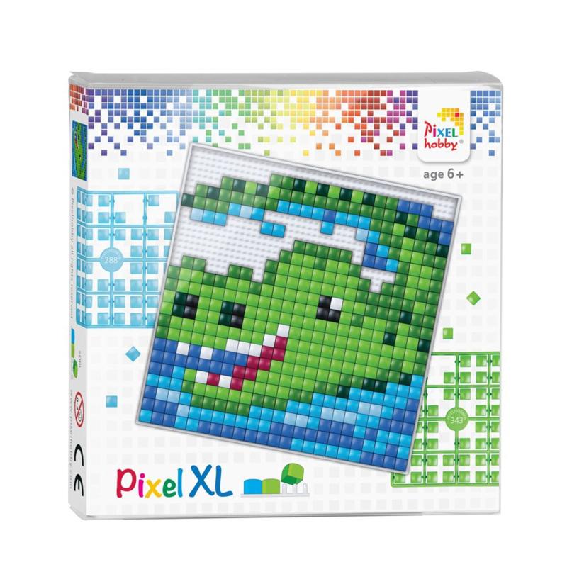 Pixelhobby XL - Complete Set - Krokodil