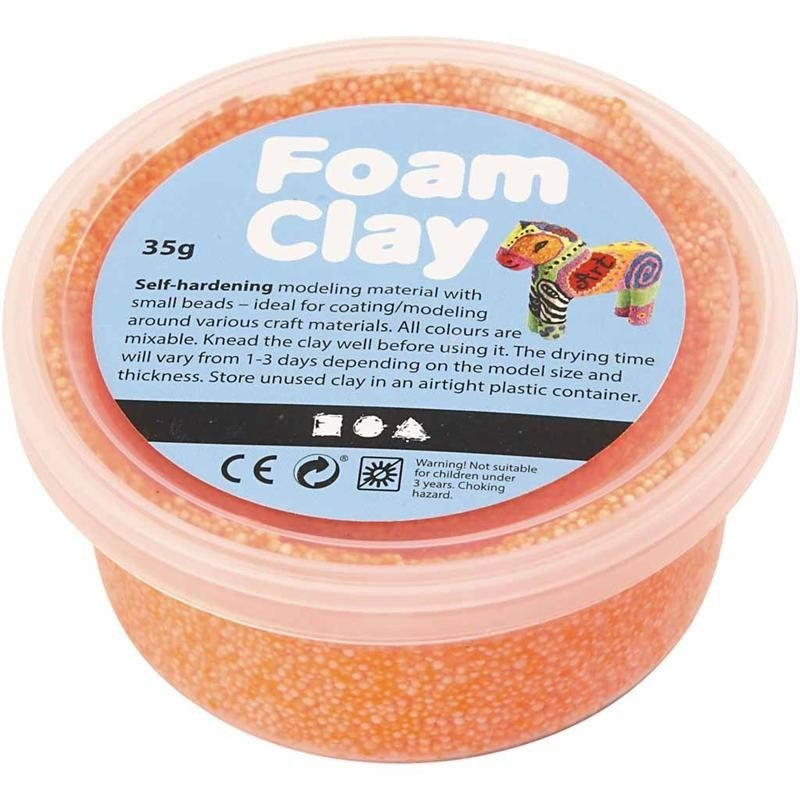 Foam Clay / Foam Klei van Creatime. De beste kwaliteit Foam Clay / Foam Klei. Plakt niet aan je handen, geen niet af en is kleurecht. Geschikt voor kinderen vanaf 4 jaar. Bekijk onze leuke Foam Clay Voorbeelden!
