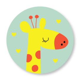Sluitzegel Fedde giraf