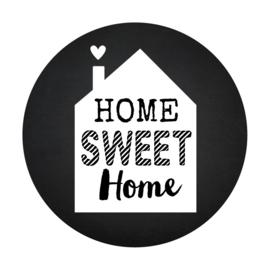 Sluitzegel Home Sweet Home huisje