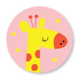 Sluitzegel Julia giraf