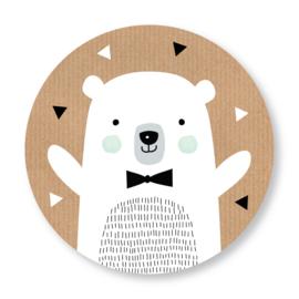 Sluitzegel julius ijsbeer