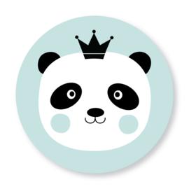 Sluitzegel panda jongen