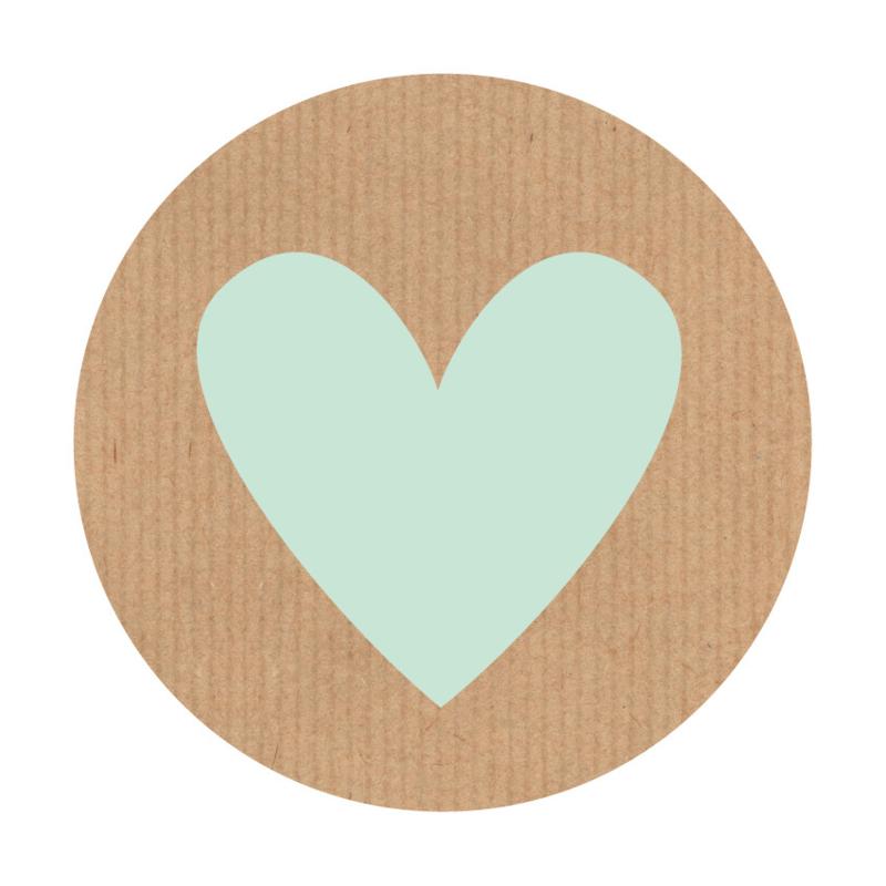 Sluitzegel kraft hart mint